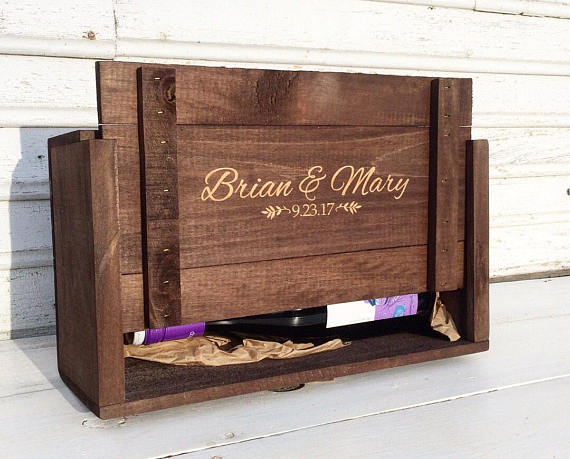 Wine Box Time Capsule